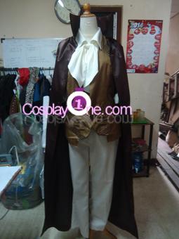 Lester Derosso Cosplay Costume front prog2