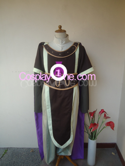 Miriel from Fire Emblem Cosplay Costume front
