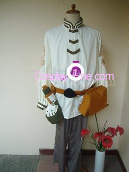Tiz Cosplay Costume front