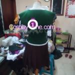 Chihiro Fujisaki Cosplay Costume back prog