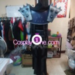 Death Knight Cosplay Costume back prog