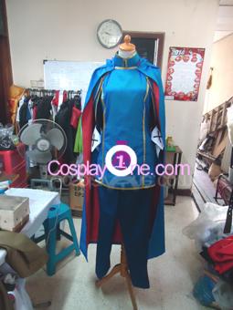 Lucina Fire Emblem Awakening Cosplay Costume front prog2
