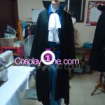 Sabo from One Piece Cosplay Costume front prog