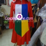 Freya Crescent from Final Fantasy IX Cosplay Costume front prog