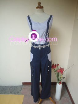 Skelter Helter from No More Heroes 2 Cosplay Costume front