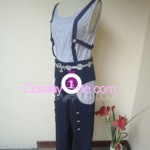 Skelter Helter from No More Heroes 2 Cosplay Costume side