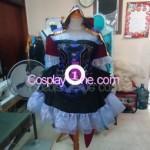 Viola from Soul Calibur Cosplay Costume front prog