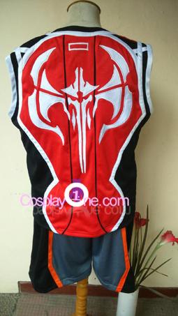 League of legends darius cosplay