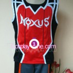 Dunkmaster Darius from League of Legends Champion Cosplay Costume front