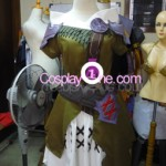 Au Ra from Final Fantasy XIV Cosplay Costume front prog