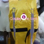 Cronos Oma from Bloody Roar Cosplay Costume front prog