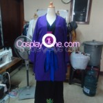Kagero from Ninja Scroll Cosplay Costume front prog