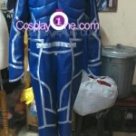 Lancer from Fate/stay night Cosplay Costume front prog