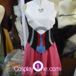 Nora Valkyrie from RWBY Anime Cosplay Costume front prog