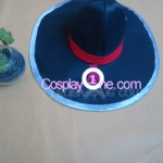 Kung Lao from Mortal Kombat Cosplay Costume hat