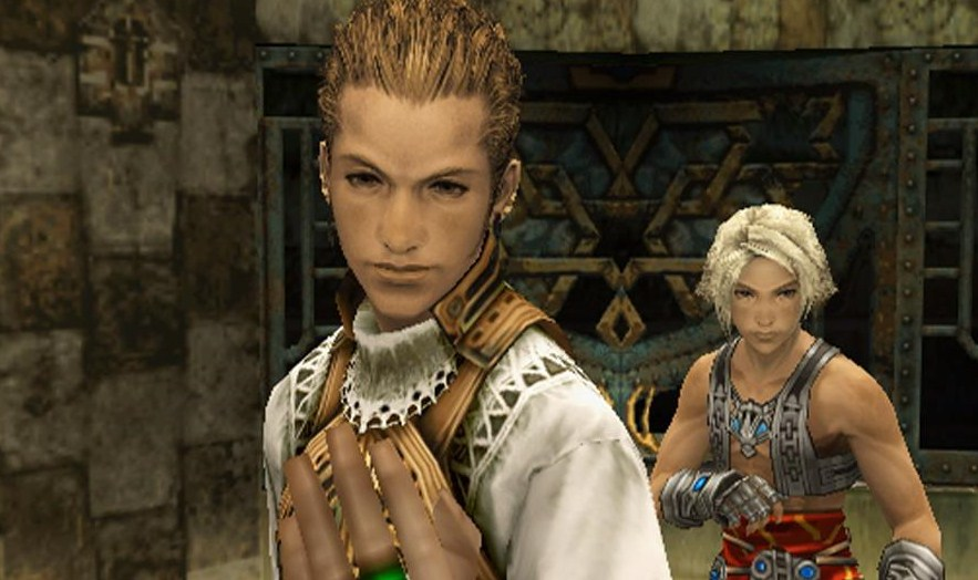 Behind The Make of Balthier Cosplay Final Fantasy