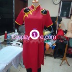 Kagura from Gintama front prog