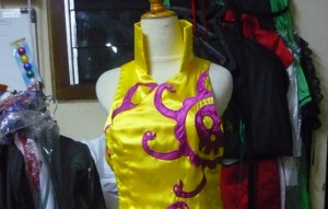 Behind The Scenes Of A Boa Hancock Cosplay Costume