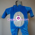 Snorlax Outfit for Newborn Baby front