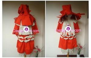 Skull Kid Cosplay Costume