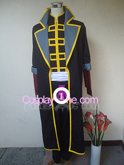 Sougo from Gintama front