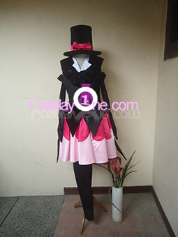 Saint Tail Cosplay Costume