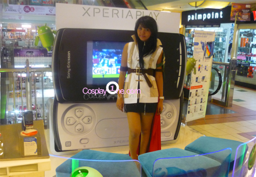 Professional Cosplay Commission Service Sony Xperia